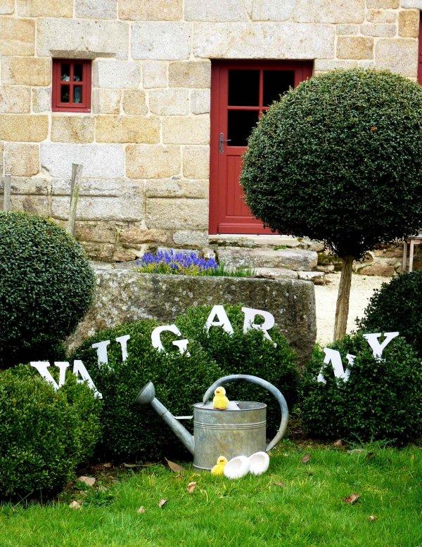 Pâques au Manoir du Vaugarny